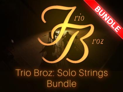 Trio Broz: Solo Strings