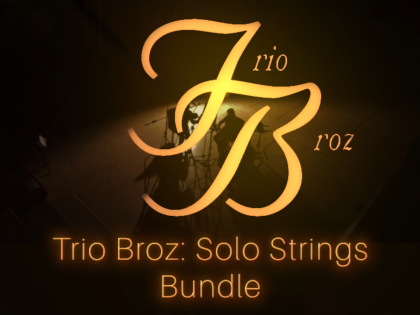 Trio Broz: Solo Strings