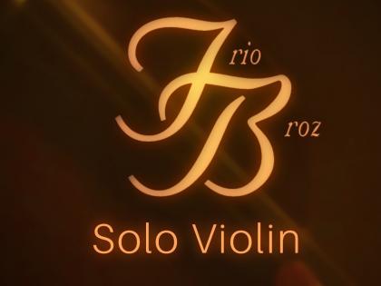 Trio Broz: Solo Violin
