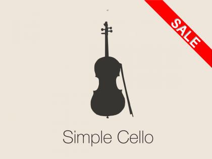Simple Cello