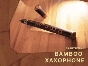 Bamboo Xaxophone